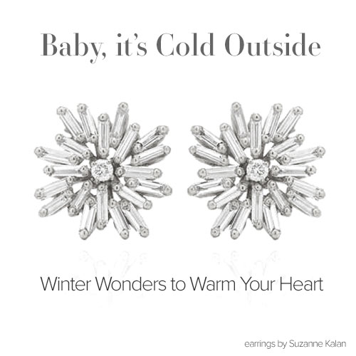 Baby, it's Cold Outside: Winter Wonders to Warm Your Heart